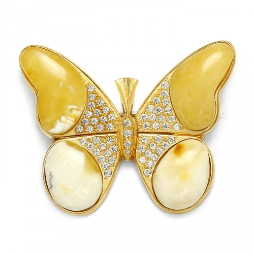 Butterfly amber 3