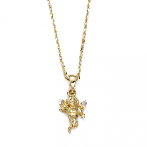 "Gold ""Angel"" pendant"