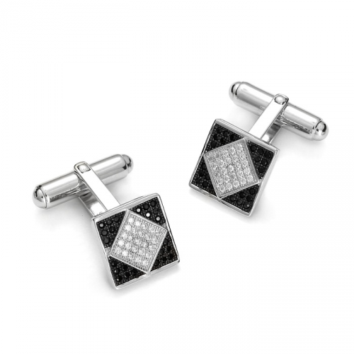Black&White cufflinks