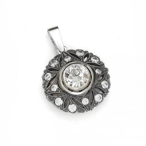 """Silver pendant """"Sophia"""""""